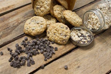 Galletas de avena y chocolate | Dulcear