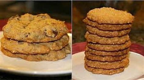 Galletas de Chia con avena, super nutritivas y sin harina ...