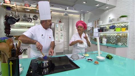 Galletas de chocolate con arándanos por Eva Arguiñano