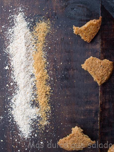 Galletas de harina de avena, espelta y panela   Paperblog