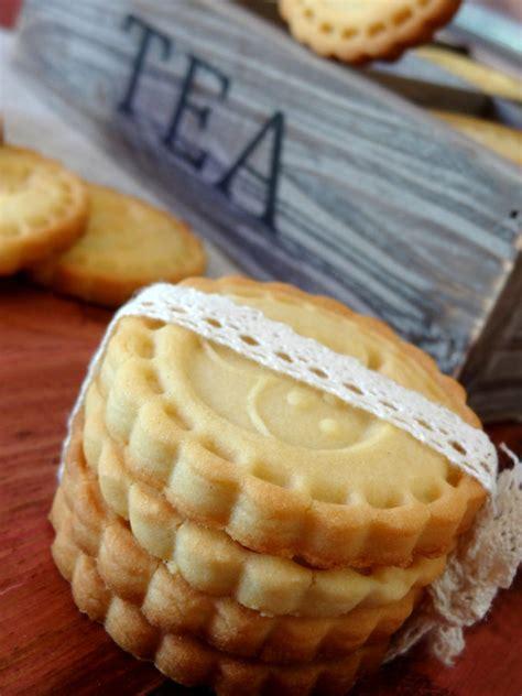 Galletas de mantequilla caseras - Recetas de galletas fáciles
