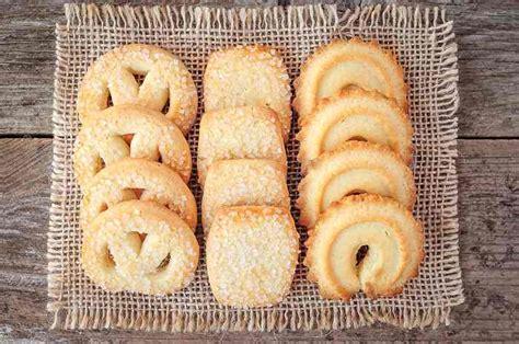 Galletas de mantequilla fáciles - Recetas de Cocina Casera ...