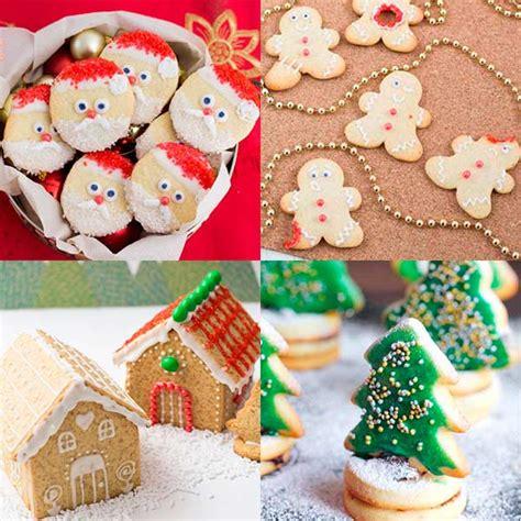 Galletas de Navidad. Recetas de galletas de Navidad ...