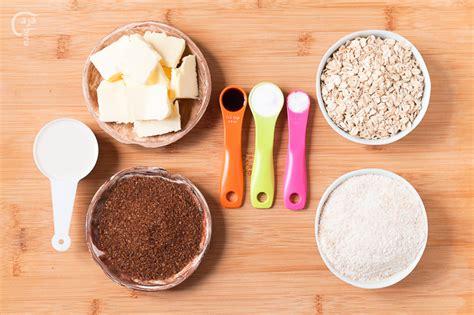Galletas integrales de avena para el desayuno | CafeTeArteBlog