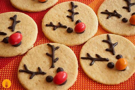 Galletas para hacer con los niños en Navidad - Recetas de ...
