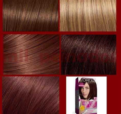 Gama de colores para el cabello - Imagui