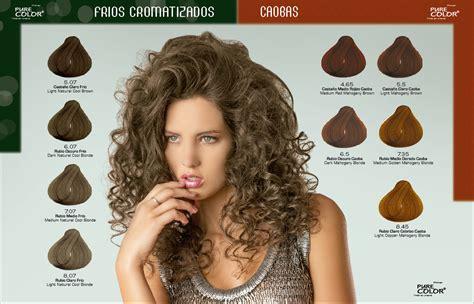 Gama de Colores   Tintes para Cabello Loquay | cabello ...