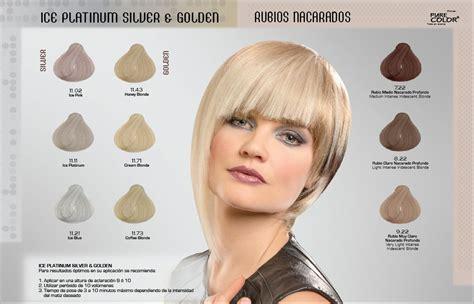 Gama de Colores - Tintes para Cabello Loquay | cabello ...
