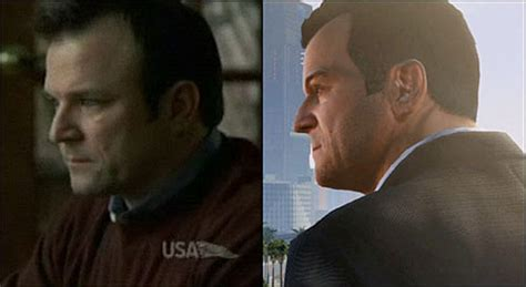 Game News: GTA V protagonist outed? Ned Luke to voice ...