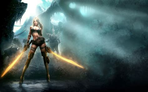 Gaming Wallpaper: Download Video Game Wallpapers & Cool ...