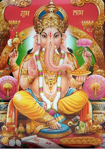 Ganesh | Remover of Obstacles, lord of beginnings ...