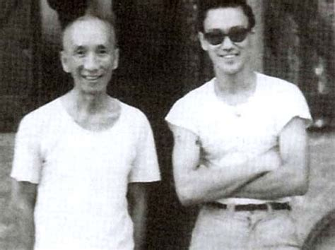 Gangsters Out Blog: Bruce Lee and Yip Man
