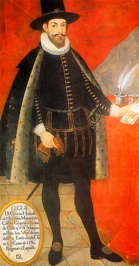 García Hurtado de Mendoza - Wikipedia, la enciclopedia libre