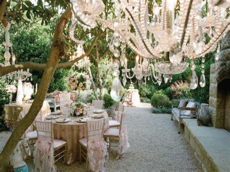 Garden wedding ideas decorations, beautiful outdoor ...