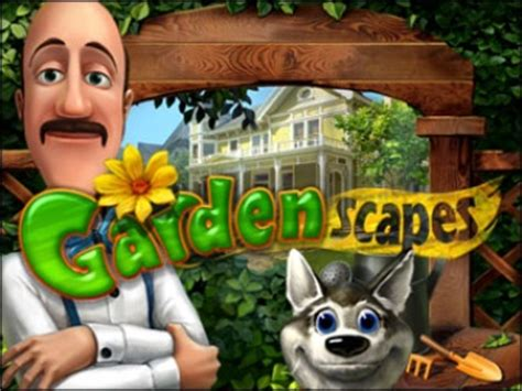 Gardenscapes - Hyves Games