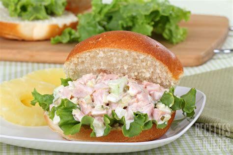 Garniture pour sandwich au jambon et miel | Recettes du Québec