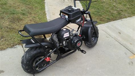 Gas 80cc Mini Bike | MM B80 BR | Monster Moto