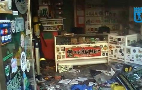 Gas explosion in Madrid cannabis 'grow shop' injures six ...