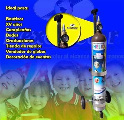 Gas Helio Para 150 Globos Del No. 9   $ 1,300.00 en ...