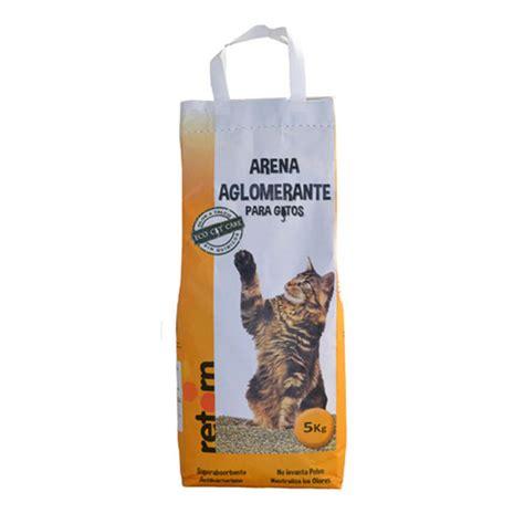 Gato - Arena para Gatos - Arena Aglomerante