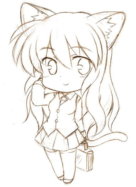 Dibujos De Personas Kawaii Cantineoqueteveo