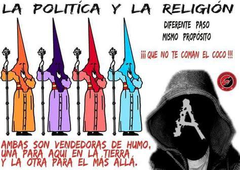 GAtos Sindicales: La política y la religión