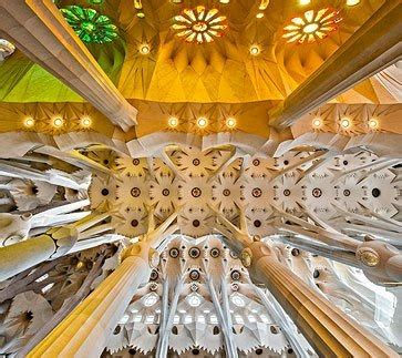Gaudi Sagrada Familia Interior | www.pixshark.com   Images ...