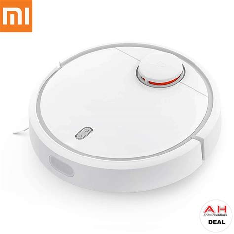GearBest Deal: Xiaomi Mi Robot Vacuum For $259.99 W/Coupon ...