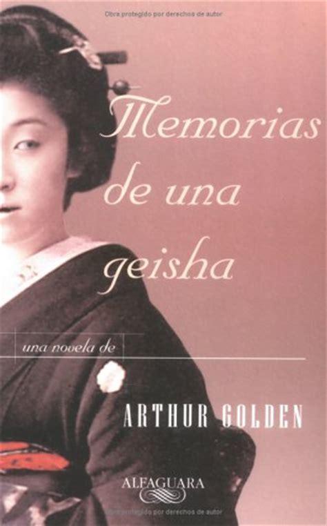 GeekMarloz: Reseña: Memorias de una geisha   Arthur Golden