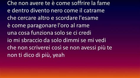 Gemitaiz - CANZONE TRISTE lyrics.wmv - YouTube