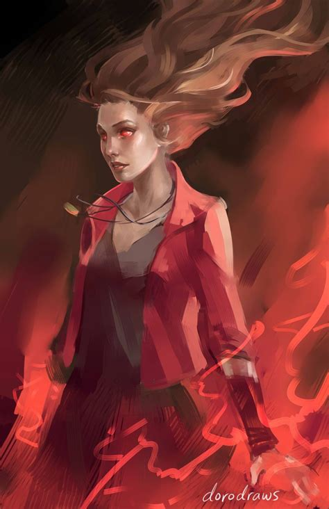 Genderbend Scarlet Witch | WIP - Scarlet Witch from ...