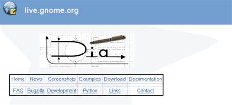 Genera tus diagramas con Dia | Empresa y economía