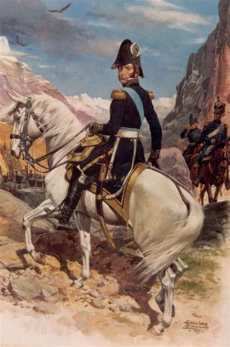 GENERAL DON JOSE DE SAN MARTIN LIBERTADOR DE CHILE Y PERU ...