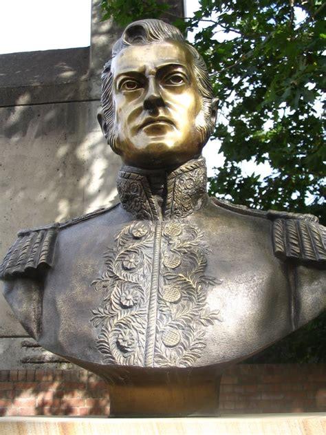 General Jose de San Martin - City Art Sydney