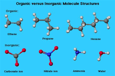 General Properties Of Organic Compounds - ProProfs Quiz