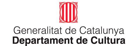 Generalitat de Catalunya   Departament de Cultura   GM ...