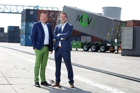 Genkse transporteur pompt miljoenen in containers – Made ...