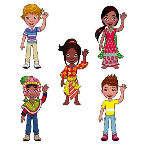 Gente de diferentes culturas | Descargar Vectores gratis
