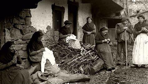 Gente de España fotos antiguas
