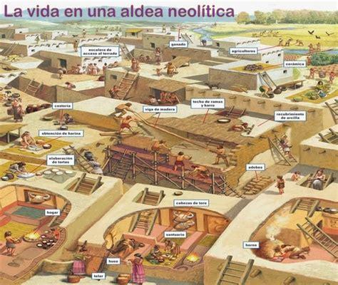 GEOGRAFÍA 1º E.S.O. : EL NEOLÍTICO
