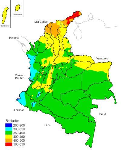 Geografia colombiana