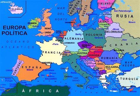 Geografia da Europa para entender como montar um roteiro