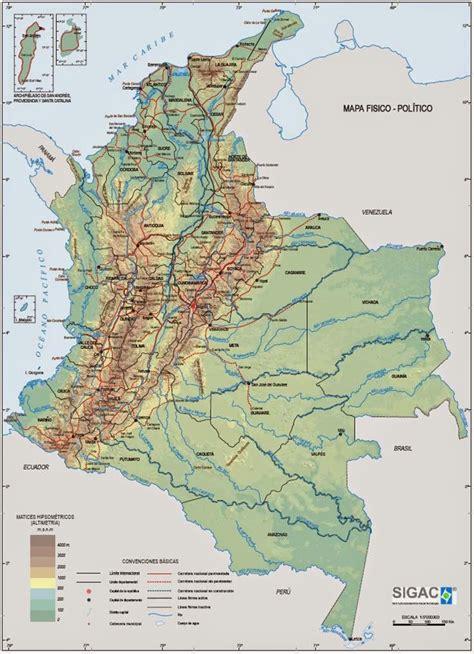 GEOGRAFÍA DE COLOMBIA : noviembre 2014