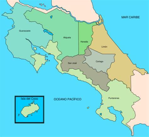 Geografía de Costa Rica: generalidades | La guía de Geografía