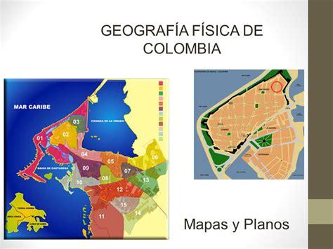 GEOGRAFÍA FÍSICA DE COLOMBIA - ppt video online descargar