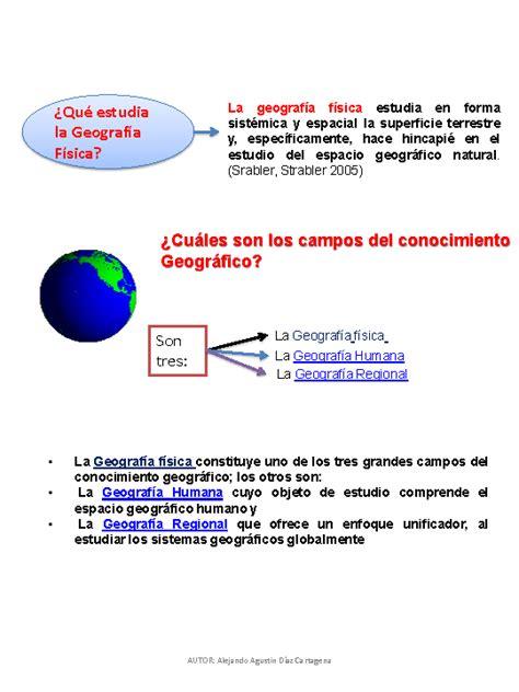 Geografía física general   Monografias.com