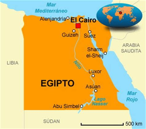 Geografia III: EGIPTO-MAPAS Y UBICACION