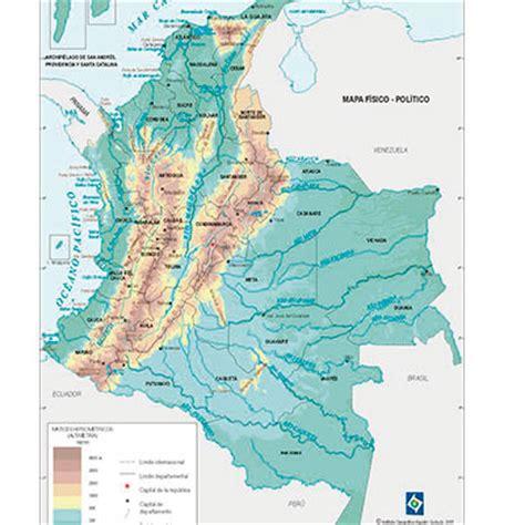 Geografía - Información General - Colombia Info - Colombia.com