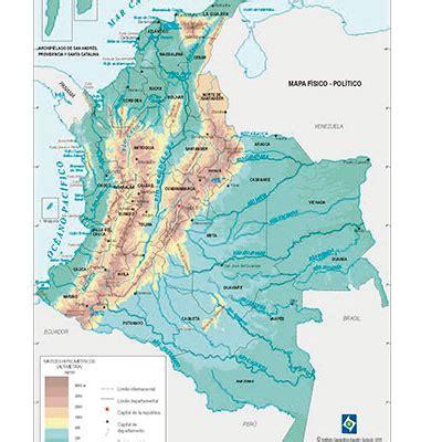 Geografía - Información General - Colombia Info