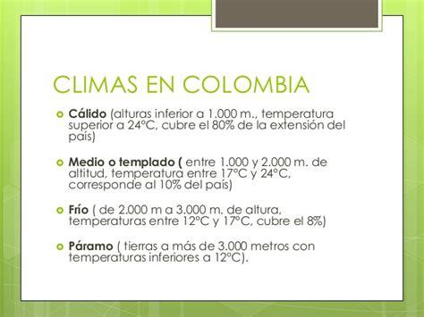 Geografia turistica de colombia